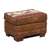 American Furniture Deer Valley Ottoman
