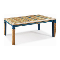 """Reclaimed Dining Table, 55"""""""