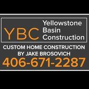 Yellowstone Basin Construction / YBC's photo