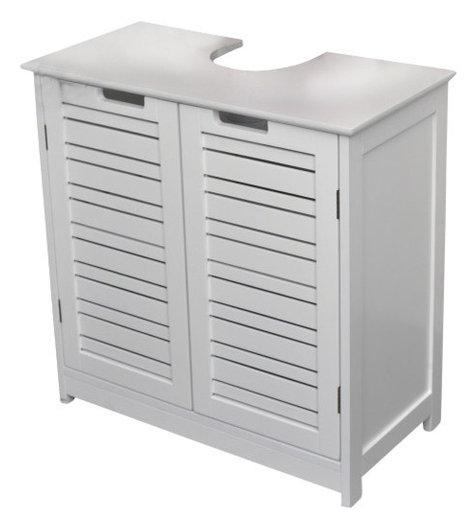 Freestanding Non Pedestal Under Sink Vanity Cabinet Bath ...