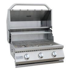 KoKoMo Grills - KoKoMo Grills - 3 Burner Built In Grill, Natural Gas - Outdoor Grills