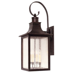 Traditional Outdoor Wall Lights And Sconces by 1800Lighting