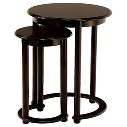 Transitional Side Tables And End Tables by Megahome