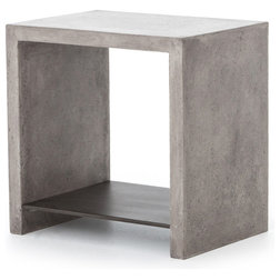 Industrial Nightstands And Bedside Tables by World Bazaar Outlet