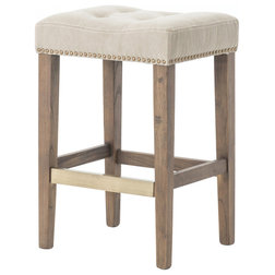 Transitional Bar Stools And Counter Stools by Jovial Elephant