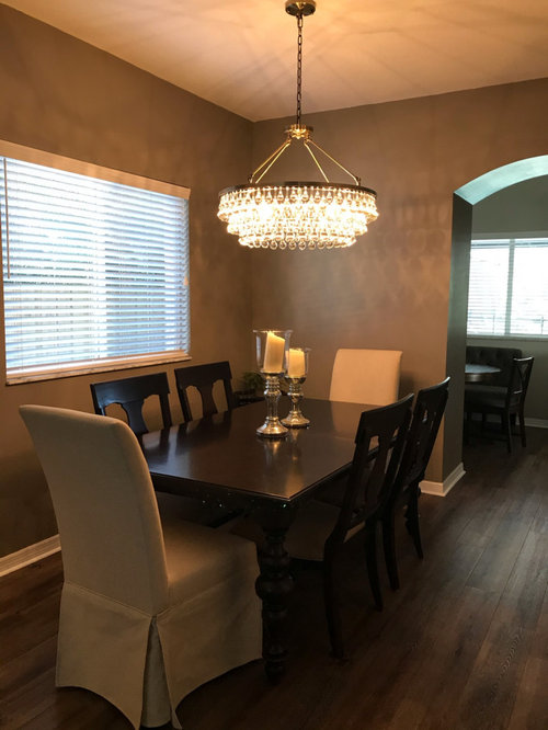 What Shape Style Accent Mirror Would Match My Dining Table