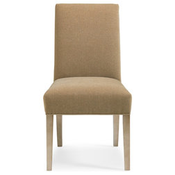 Transitional Dining Chairs by Caracole