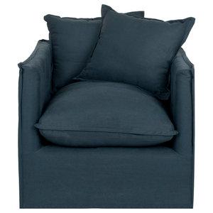 Safavieh Adeline Arm Chair