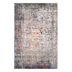 "Granite/Multi Medusa Rug, 7'10""x10'6"""