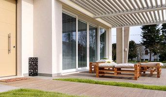 Pergola bioclimatica WATERPROOF | Progetto residenziale