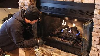 Gas Fireplace Repair