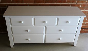 Iceland 7 Drawer dressing table