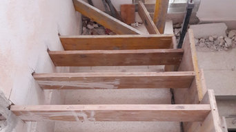 Modificación de escalera
