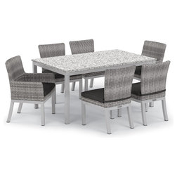 Tropical Outdoor Dining Sets by Oxford Garden