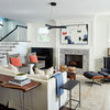 Houzz Tour: Playful Yet Sophisticated Design for a Young Family