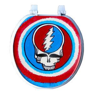 Grateful Dead Jerry Garcia Original Oil