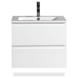Contemporary Bathroom Vanities And Sink Consoles by Flairwood Decor