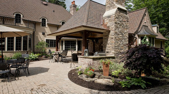 Outdoor Living French Country Style