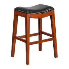 50 most popular leather saddle seat bar stools and counter stools