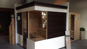 Saunaausstellung Saunawelt Hamburg