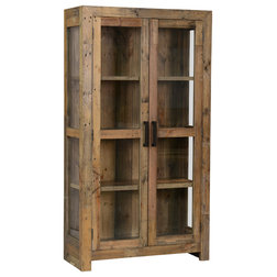 Rustic China Cabinets And Hutches by Kosas