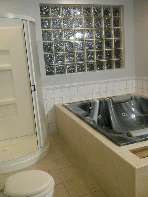 Splitting A Large Master Bathroom Into 2 Bathrooms