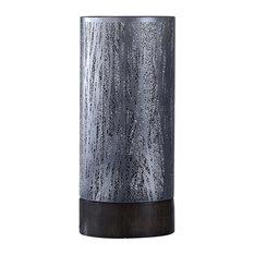 Bryan Keith Berkeley Trees, Metal Table Lamp, Black Nickel