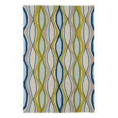 kaleen rugs kaleen home and porch blue 3u0027 x 5u0027 rug