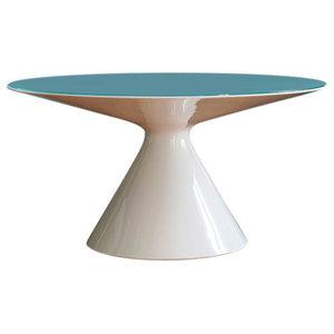 Ed LED Round Dining Table