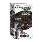 Prime Wire and Cable Holiday Laser Landscape Stake Light
