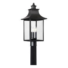 Quoizel Chancellor Outdoor Lantern CCR9010K - Mystic Black