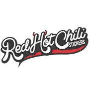 Photo de Red Hot Chili Stickers