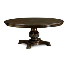 72 Inch Round Dining Room Tables Houzz