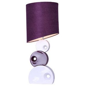 "All the Rages LT1038 Elegant Designs 30.31"" Height 1 Light Table Lamp"