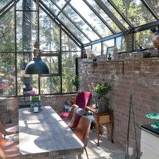 - The Cape Cod Orangery - Växthus