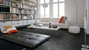 Vinyl Designboden