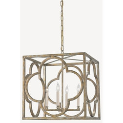 Ideal Transitional Chandeliers by Lampclick