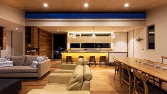 Hardly House - SK Dunstan Builders - Peter Winkler Architects