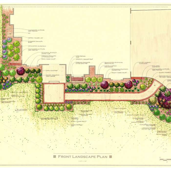 Traditional Front Landscape - Mequon, WI