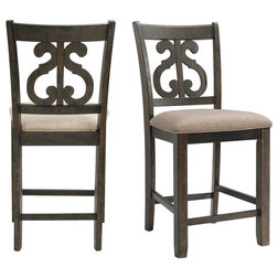 Mediterranean Bar Stools And Counter Stools by Picket House