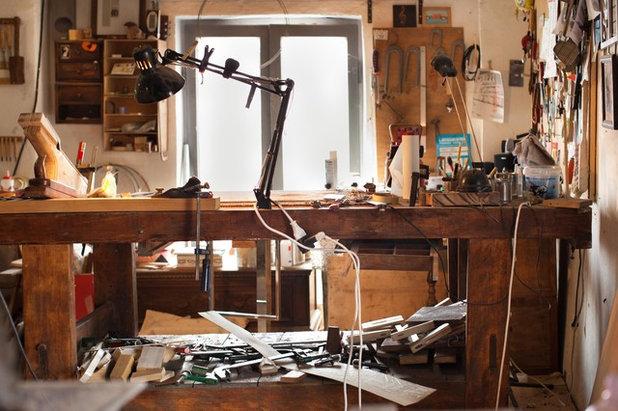 Design dal mondo 11 artisti e artigiani aprono le loro - Maniglia finestra gira a vuoto ...