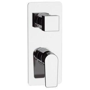 Dream Built-In Shower Mixer, 3 Outlets