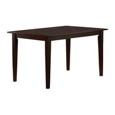 Rectangle Glass Dining Table rectangular glass dining table | houzz
