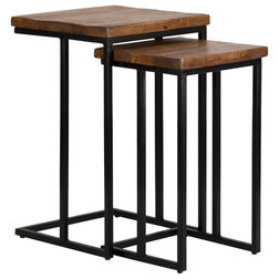 Transitional Side Tables And End Tables by Kosas