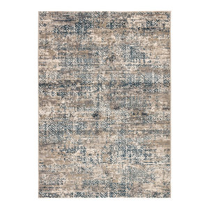 Jaipur Living Patton Abstract Ivory Rug Contemporary