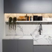 Kitchen: porcelain countertop ideas
