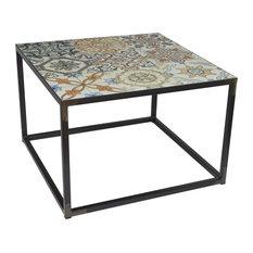 Decorative Tile Border Tile Coffee Tables Houzz