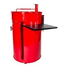 Gateway Drum Smoker Side Table