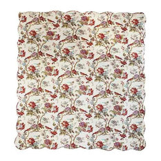 Patch Magic Finch Orchard Quilt Throw, Twin