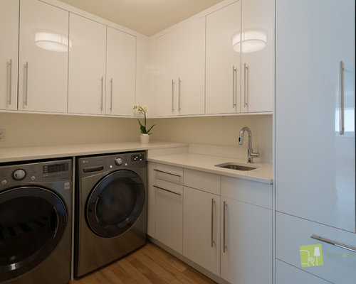 ikea laundry room houzz. Black Bedroom Furniture Sets. Home Design Ideas